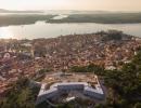 Barone fortress Šibenik Dalmatia