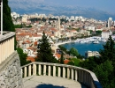 Marjan is a hill on the peninsula of the city of Split, largest city of Croatia's Dalmatia region.