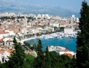 Riva is the stage of the city life of Split, a venue for numerous cultural and entertainment events.