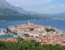 Island of Korcula Dalmatia Croatia