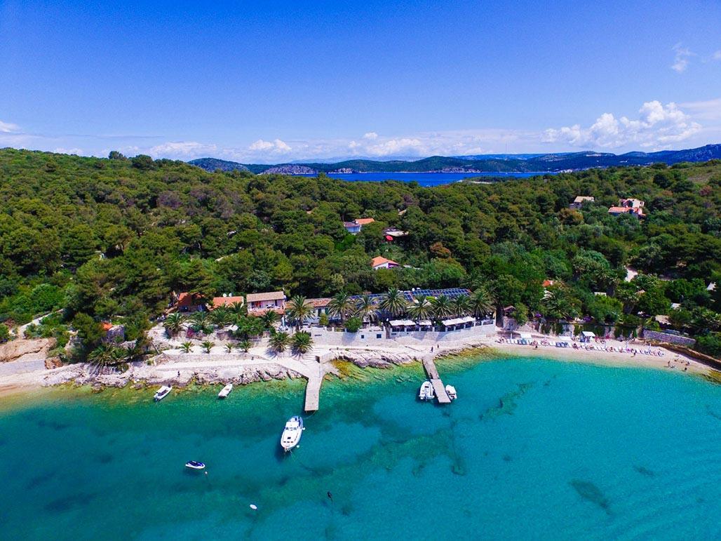 wedding island croatia