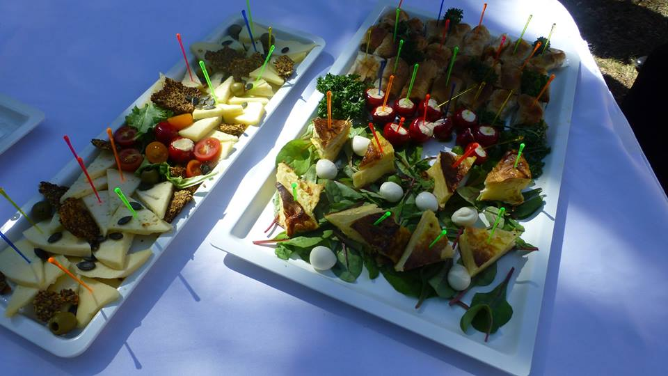 IVICA and PAVE of NAVIGARE CATERING from SPLIT