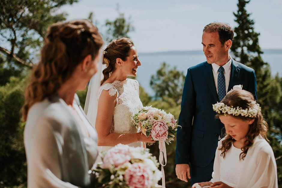 wedding in dalmatia matrimonio