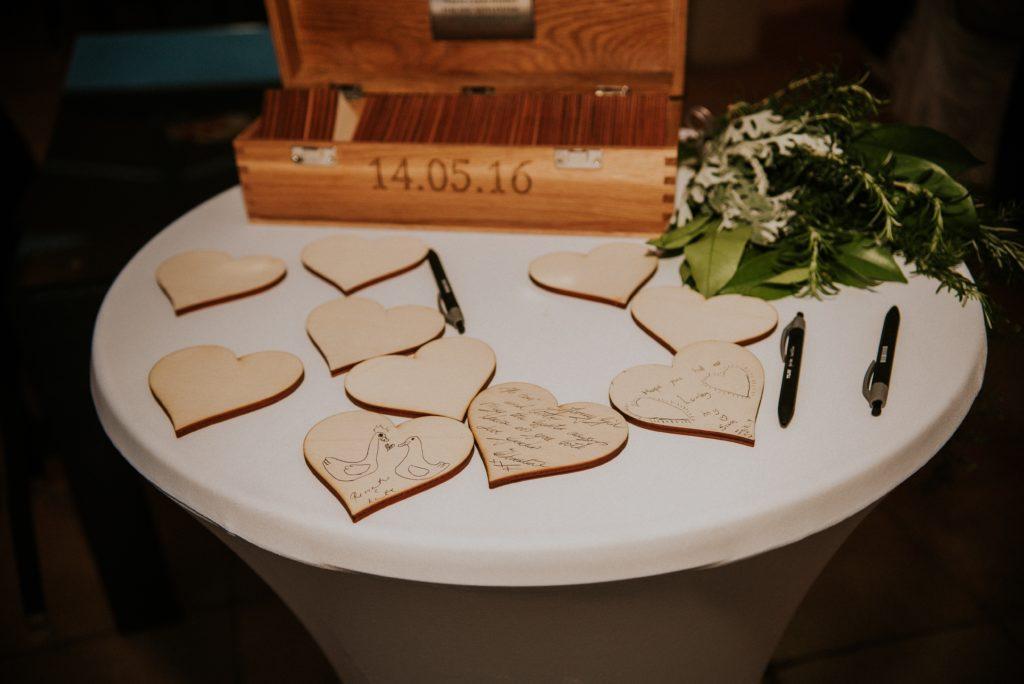 wedding heart
