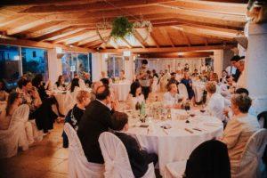 Wedding lunch in Croatian
