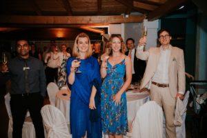 wedding drinks Croatia