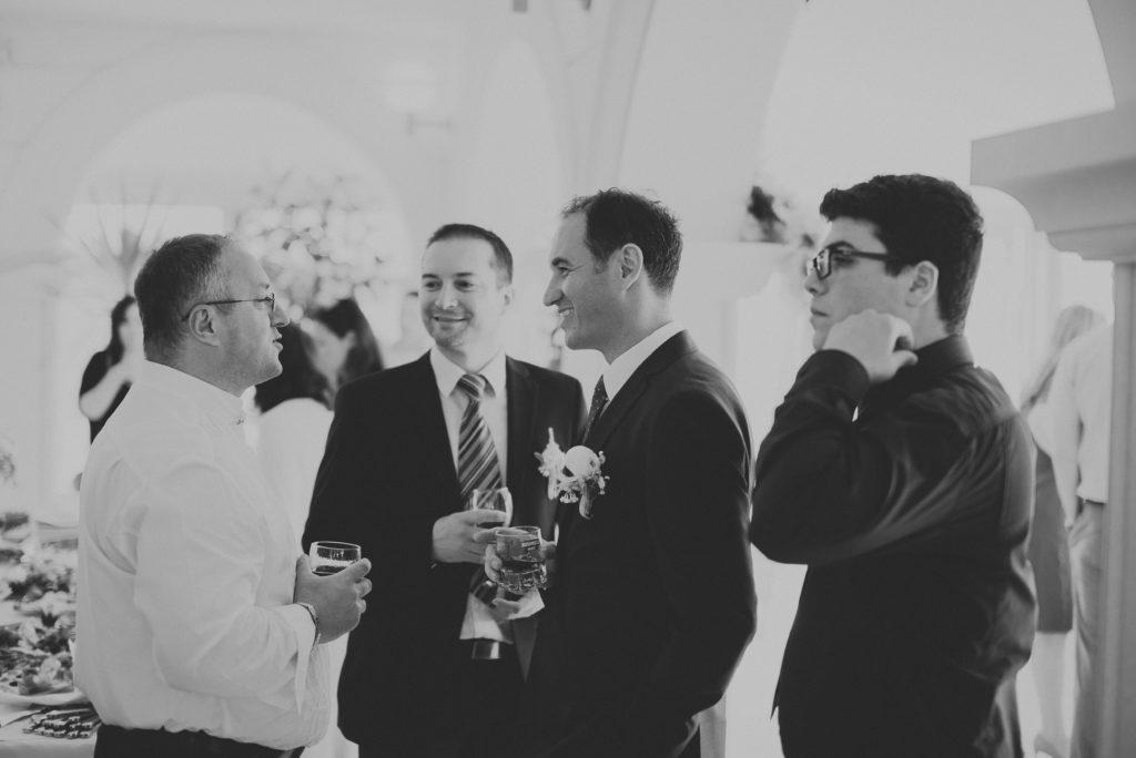 wedding in dalmatia island