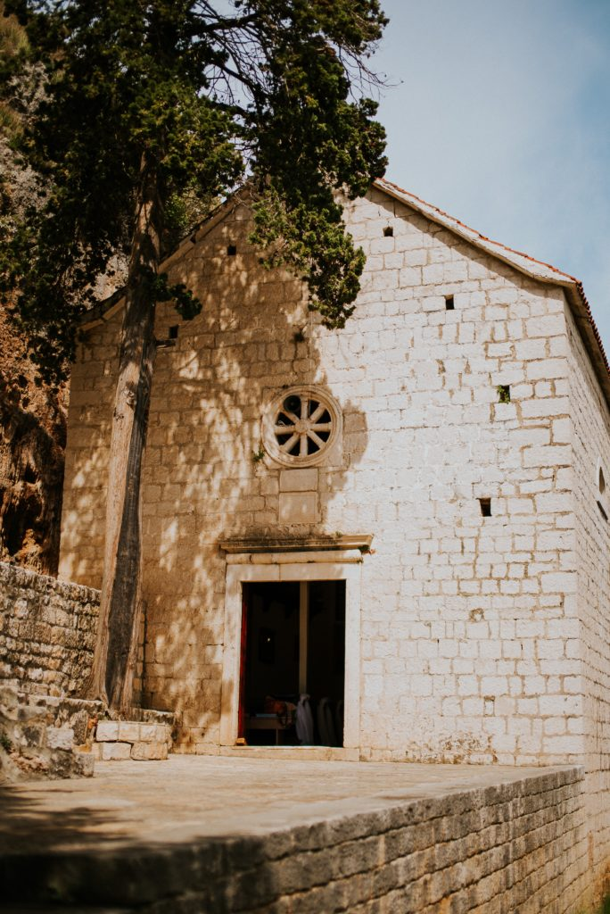 Wedding Croatia old Church