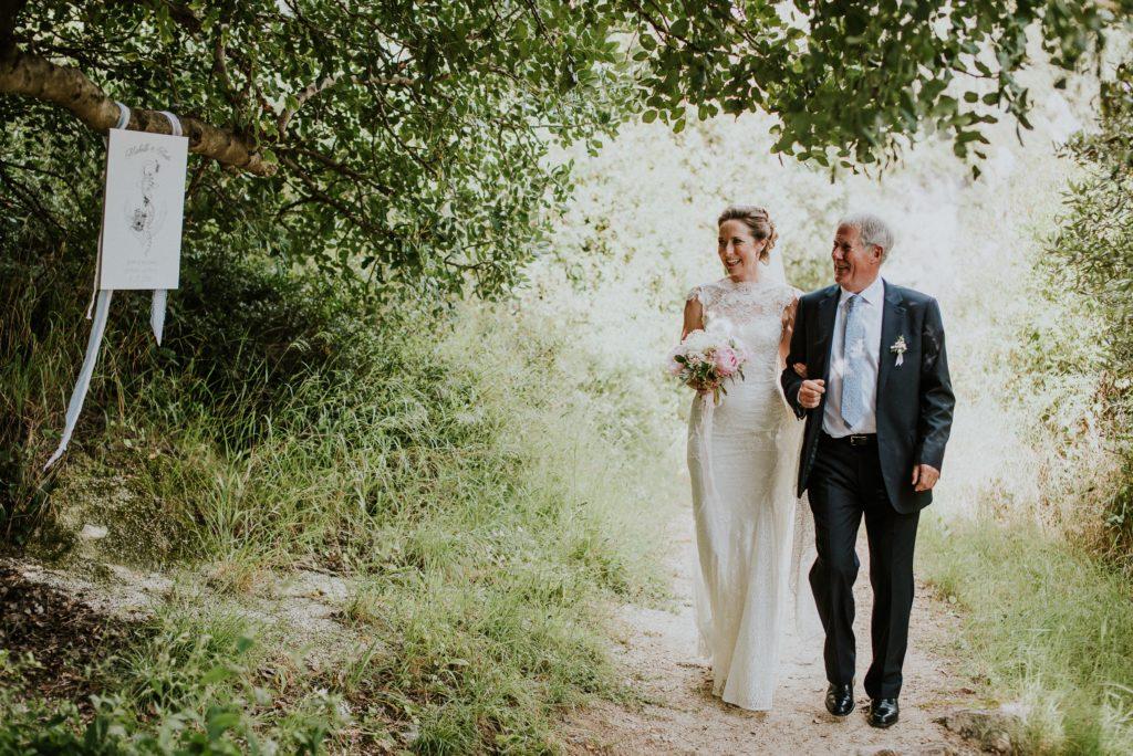 Wedding Croatia Nature