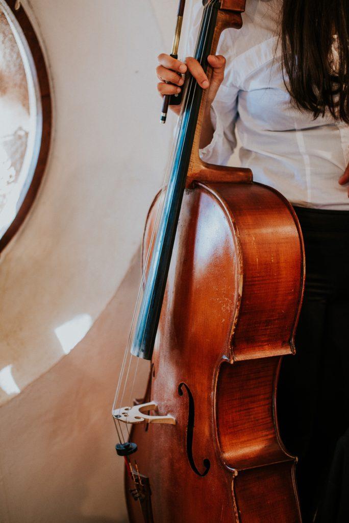 classical music at the wedding Croatia baroque