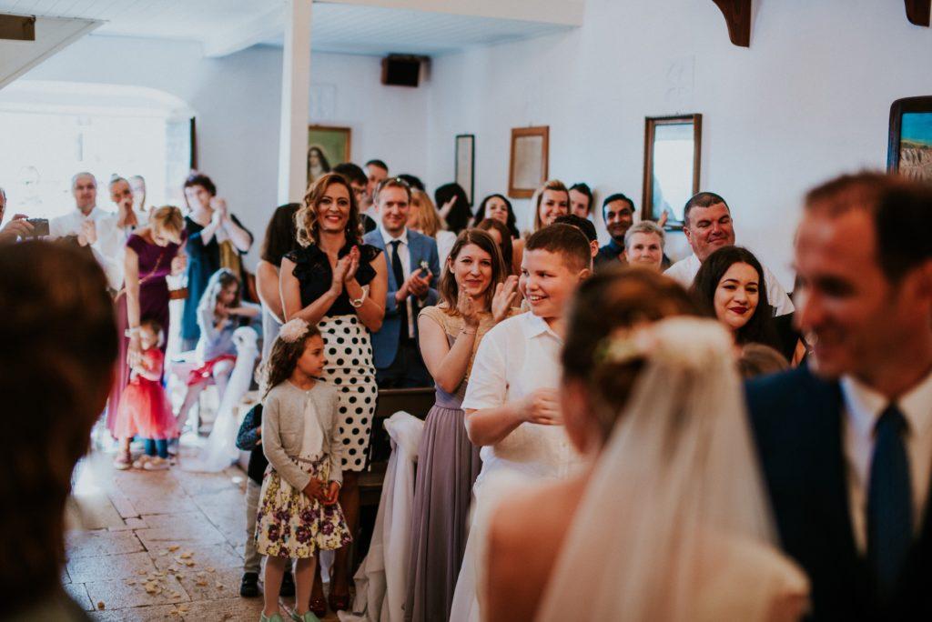 marriage in church Croatia